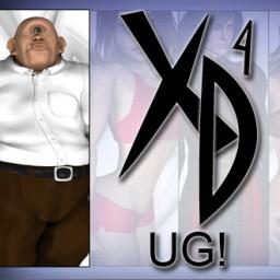 UG! CrossDresser License Image