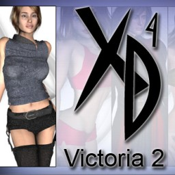 Victoria 2 CrossDresser License Image