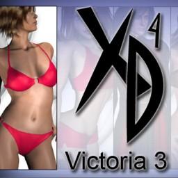 Victoria 3 CrossDresser License Image
