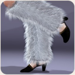 Furry Leggings for V4 Image