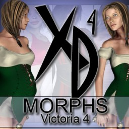 Victoria 4 XD Morphs Image