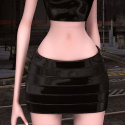 Bandage Skirt for Star Image