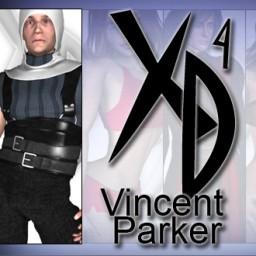 Vincent Parker CrossDresser License Image