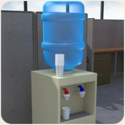 GeneriCorp: Water Cooler Image