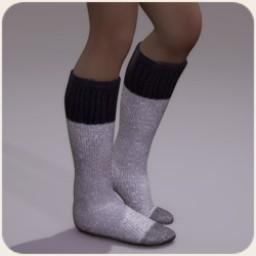 Wool Socks for V4 Image