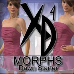 XD Morphs: Dawn Starter Morphs Image