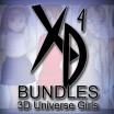3D Universe Girls:  CrossDresser Bundle