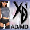AD/MD: CrossDresser License