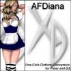 XD3 AFDiana:CrossDresser License
