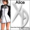 XD3 Alice: CrossDresser License