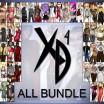 ALL Licenses: CrossDresser Bundle
