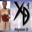 Alyson 2: CrossDresser License