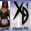 Alyson P8: CrossDresser License