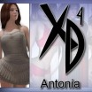Antonia Polygon: CrossDresser License
