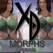 XD Morphs: Antonia
