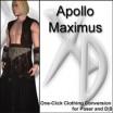 XD3 Apollo Maximus: CrossDresser License