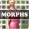 Morphs for Wedding Belles: V4 Joy