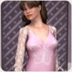 Butterfly Dress for V4