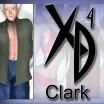 Clark: CrossDresser License