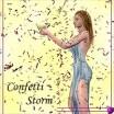 Confetti Storm