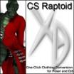 XD3 CS Raptoid: Crossdresser License