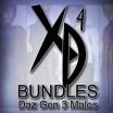 Daz Gen 3 Males: CrossDresser Bundle
