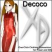 XD3 Decoco: Crossdresser License