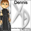 XD3 Dennis: Crossdresser License