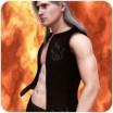 Fire Dragon Vest for M4