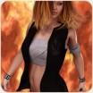 Fire Dragon Vest for V4