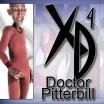 Doctor Pitterbill: CrossDresser License