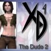 The Dude 2: CrossDresser License