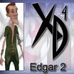 Edgar 2: CrossDresser License