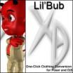 XD3 Lil'Bub: Crossdresser License