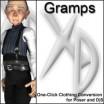 XD3 Gramps: Crossdresser License