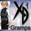 Gramps: CrossDresser License