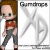 XD3 Gumdrops: Crossdresser License