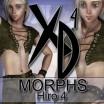 XD Morphs: Hiro 4