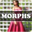 Morphs for Wedding Belles: V4 Hope