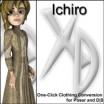 XD3 Ichiro: CrossDresser License