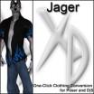 XD3 Jager: Crossdresser License