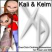 XD3 Kali and Kelm: Crossdresser License