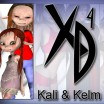 Kali and Kelm: CrossDresser License