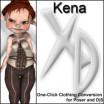 XD3 Kena: Crossdresser License