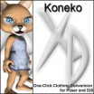 XD3 Koneko: Crossdresser License