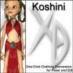 XD3 Koshini: CrossDresser License