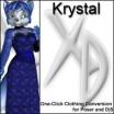 XD3 Krystal SF: Crossdresser License