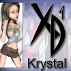 Krystal: CrossDresser License