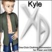XD3 Kyle 1.5: Crossdresser License