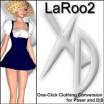 XD3 LaRoo2: Crossdresser License